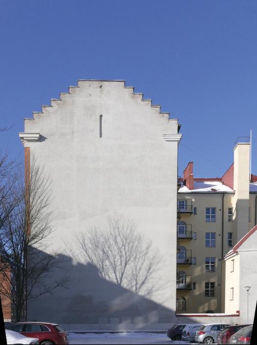 Talon pääty Tammelassa, Tampereella 2018